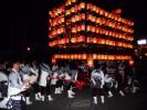 二本松提灯祭りの始まり。若連の祭り囃子ライヴを楽しもう。