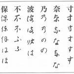 漢字の伝来と日本語の変遷(平安~室町編)